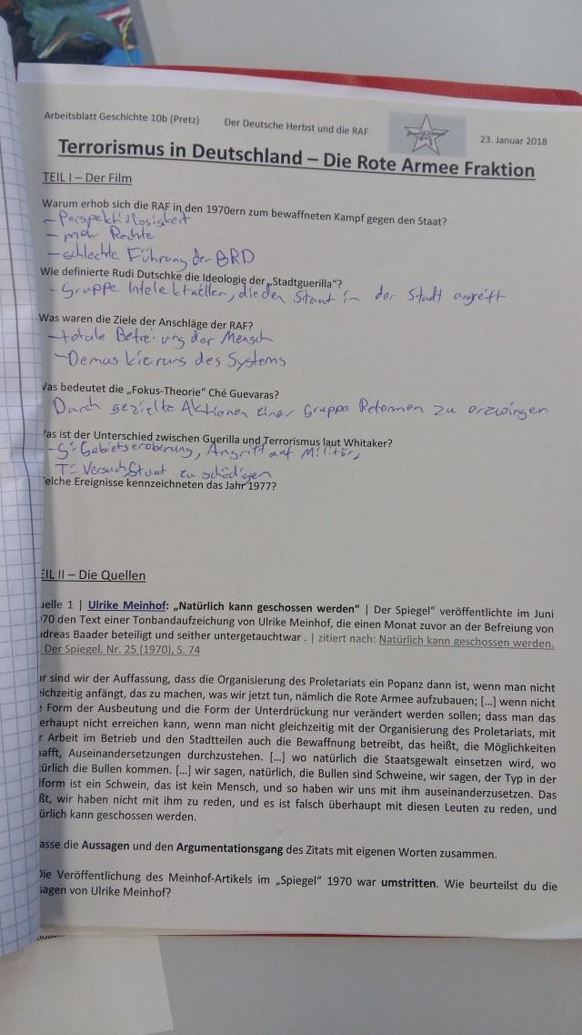 geschichte präsentationsprüfung themen